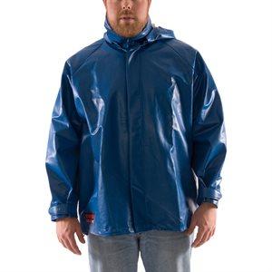 Tingley FR Eclipse Blue Rain Jacket