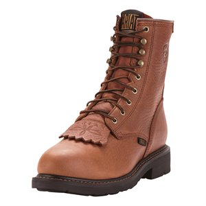 """Ariat Cascade 8"""" Lace-Up Work Boot"""