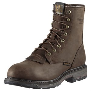 """Ariat WorkHog 8"""" Composite Toe Lace Up Boot"""