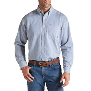 Ariat FR Striped Work Shirt