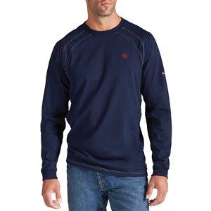Ariat FR 6.75 oz L / S Work Crew T-Shirt