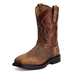 Ariat RigTek Composite Toe Pull On Boot