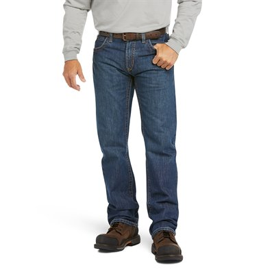 Ariat FR M5 Slim Basic Stackable Straight Leg Jean