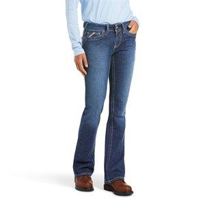 Ariat FR Ladies DuraStretch Basic Boot Cut Jean