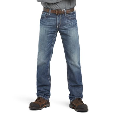 Ariat FR M4 Low Rise Ridgeline Boot Cut Jean