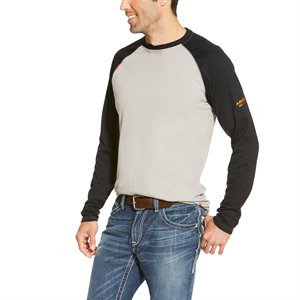 Ariat FR 6.75 Cotton Baseball T-Shirt
