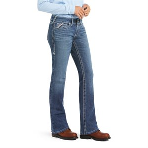 Ariat FR Ladies DuraStretch Entwined Boot Cut Jean