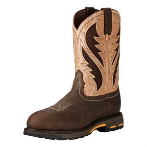 Ariat Workhog Vent CT Bruin Boot