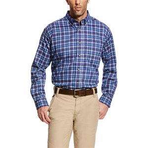 Ariat FR 6.5 oz. Collins L / S Button-Front Shirt
