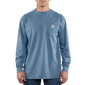 Carhartt FR 6.75 oz Force® L / S T-Shirt