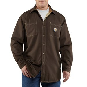 Carhartt FR 8.5 oz 88 / 12 Shirt Jacket