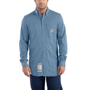 Carhartt FR 6.75 oz Force® L / S Hybrid Shirt