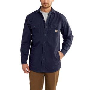 Carhartt FR 8.5 oz. Full Swing Quick Duck Shirt Jacket