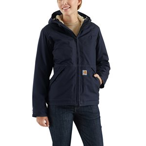 Carhartt FR Ladies Full Swing Quick Duck Sherpa-Lined Jacket