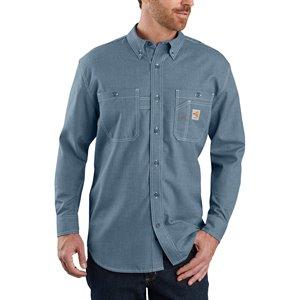 Carhartt FR 4.7 oz Force® L / S Lightweight Work Shirt - Original Fit
