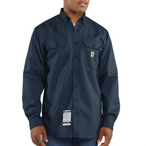 Carhartt FR Long Sleeve Twill Shirt