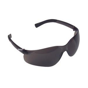Dane Black Frame Safety Glasses