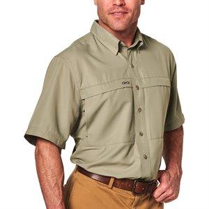 GameGuard MicroFiber Short Sleeve Shirt
