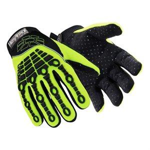 Hexarmor Chrome Impact Hi-Viz Gloves