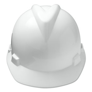 MSA V-Gard Cap Style Hard Hat w / Staz-On Suspension