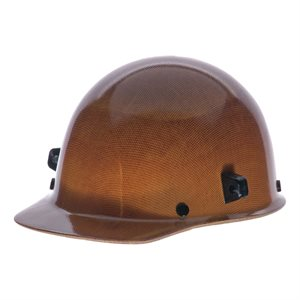 MSA Skullgard Cap Style Hard Hat w / Staz-On Suspension and Welding Lugs