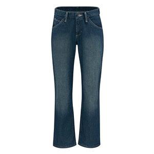 Bulwark FR Ladies 12.5 oz Straight Fit Jean