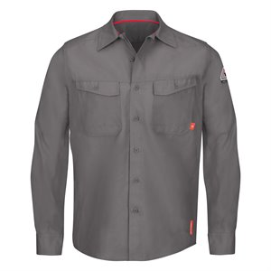 Bulwark FR 7oz. Blend IQ Endurance Work Shirt