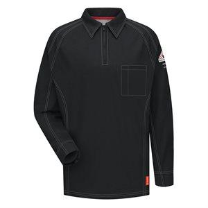 Bulwark FR 5.3 oz. IQ L / S Polo Shirt
