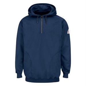 Bulwark FR Pullover Fleece Sweatshirt