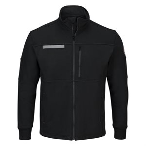 Bulwark FR 12.5 oz Cotton Fleece Zip-Up Jacket