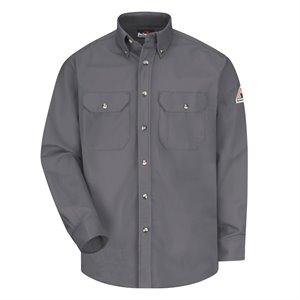 Bulwark FR 7 oz 88 / 12 Midweight L / S Dress Uniform Shirt