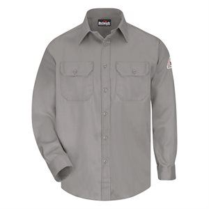 Bulwark FR 6 oz 88 / 12 L / S Uniform Shirt