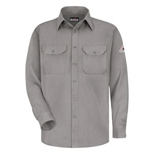 Bulwark FR Cooltouch Dress Uniform Shirt