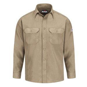 Bulwark 4.5 oz FR Nomex L / S Uniform Shirt