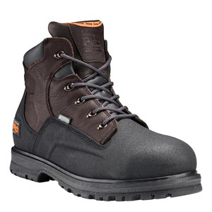 "Timberland Pro 6"" PowerWelt WP Lace-Up Boot"
