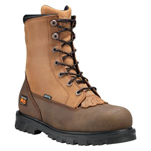"""Timberland Pro 8"""" Rigger Steel Toe WP Lace-Up Boot"""