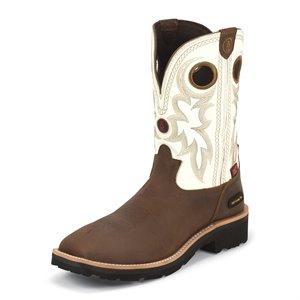 Tony Lama Waterproof Composition Toe Boot
