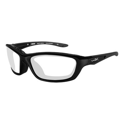 Wiley X Brick Safety Glasses