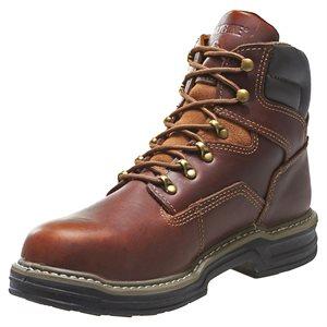 "Wolverine 6"" Steel Toe Boots"