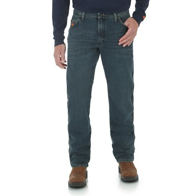 Wrangler FR 12 oz Advanced Comfort Regular Fit Jean